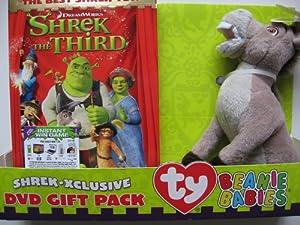 Amazon.com: Shrek the Third Shrek-xclusive DVD Gift Pack ...