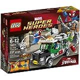 LEGO Super Heroes 76015: Doc Ock Truck Heist