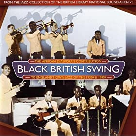 "Featured recording ""Black British Swing"""