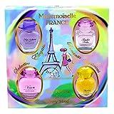 Charrier Parfums - 'Les Parfums de France' 4 Perfumes Gift Box 1.49 fl.oz