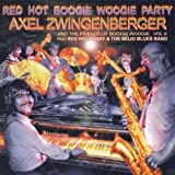 "Red Hot Boogie Woogie Party Vol.9von ""Axel Zwingenberger"""