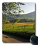 Countryside Road Custom?Cloth?Top?Mouse?Pad/Mouse?Mat