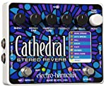 Electro-Harmonix Cathedral Stereo Reverb Pedal by New Sensor