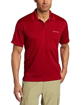 187d091cb77 Columbia Men's New Utilizer Polo Shirt