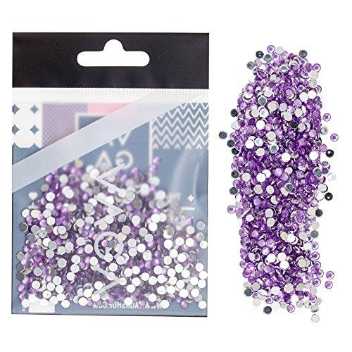 Violet image - Fausse pierre precieuse ...