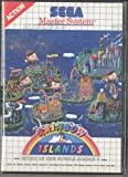 Rainbow islands story of the bubble bobble 2 - Master System - PAL