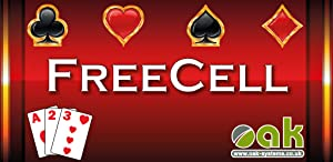 Freecell by Oak Games Ltd