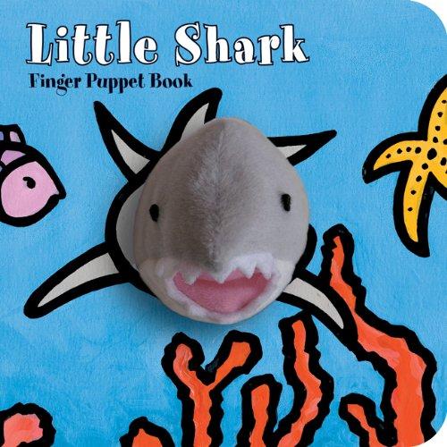 Little Shark: Finger Puppet Book (Little Finger Puppet Board Books) (Little Fish Book compare prices)