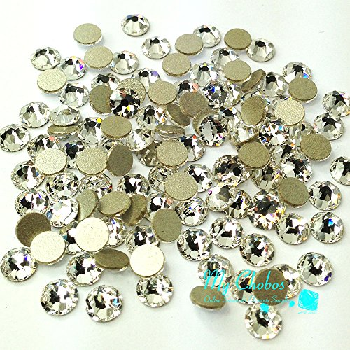 144 pcs Crystal (001) clear Swarovski NEW 2088 Xirius 16ss Flat backs Rhinestones 4mm ss16