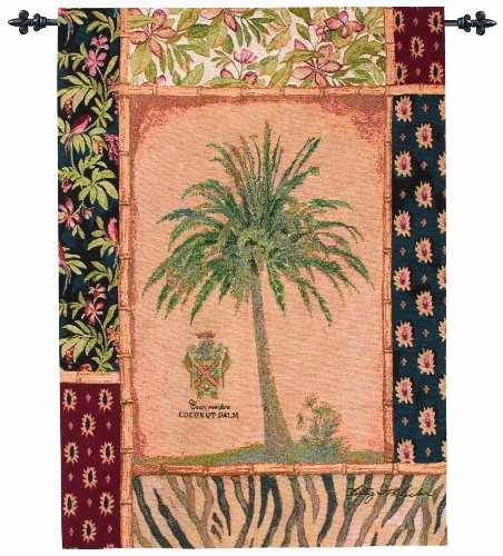 Palm Tree Bedding front-1063543