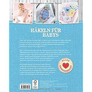 Häkeln für Babys: Niedliche Kleidung & Accessoires für die Kleinsten (All