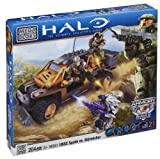 Mega Bloks Halo Buildable UNSC Spade V Skirmisher