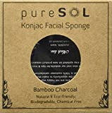Konjac Sponge - Activated Charcoal - Facial Sponge