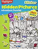 img - for Highlights Sticker Hidden Pictures  Adventure Puzzles book / textbook / text book