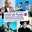 Louis de Fun�s, Musiques de Films 1963-1982 (4 CD)