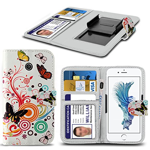 spice-xlife-proton-6-case-wallet-pouch-pu-leather-colourful-butterfly-printed-design-case-design-hol