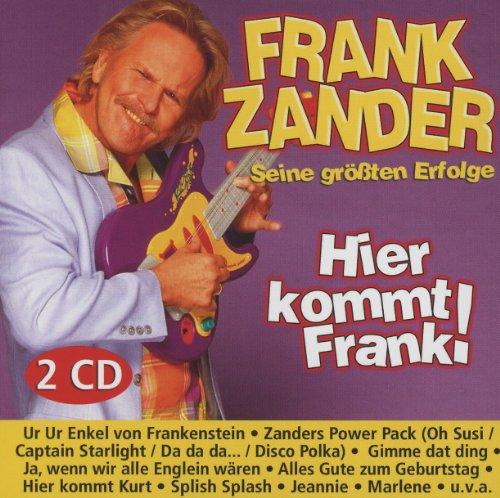 Frank Zander - Hier Kommt Frank Seine Groessten Erfolge