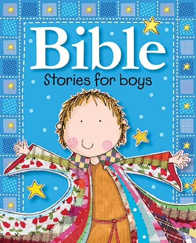 Bible Stories For Boys front-495164