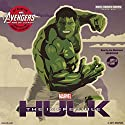 Marvel's Avengers Phase One: The Incredible Hulk: Marvel Cinematic Universe (       UNABRIDGED) by Marvel Press Narrated by Jim Meskimen