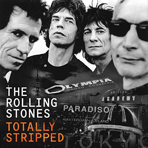 Totally Stripped (2LP/DVD)