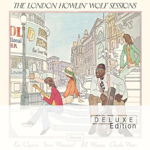 The London Howlin' Wolf Sessions artwork