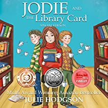 Jodie and the Library Card | Livre audio Auteur(s) : Julie Hodgson Narrateur(s) : Derek Perkins