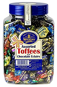 WALKERS NONSUCH Assorted Toffees and…