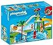 Playmobil - 6669 - Parc aquatique avec toboggans gants
