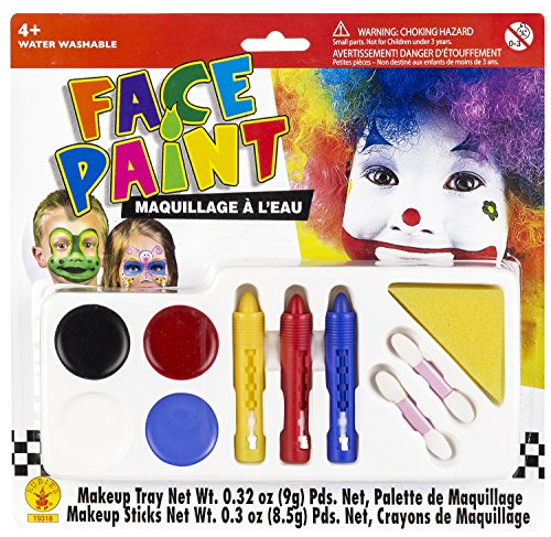 Rubie's Costume Co Smll Facepaint Makeup Kit Costume