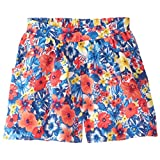 Speechless Big Girls' Floral-Print Short