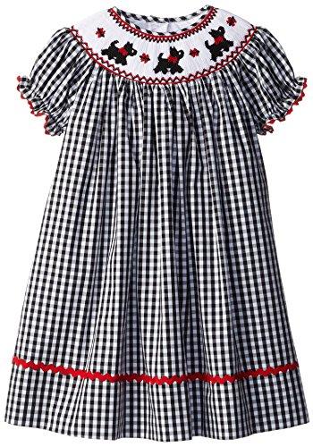 Smocked Childrens Dresses front-140220