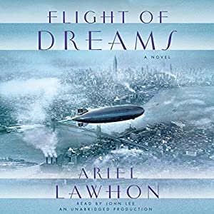 Flight of Dreams Audiobook