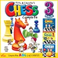 Learn to Play Chess with Fritz & Chesster: Chess Complete 3-Pack