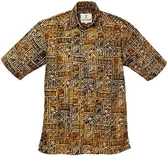 com: Artisan Outfitters Mens Bali Island Batik Cotton Shirt: Clothing