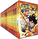 echange, troc Dragon Ball - Intégrale TV (153 épisodes) - Pack 25 DVD