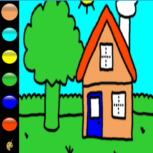 [Coloring Pages for kids] (Kids Halloween Coloring Pictures)