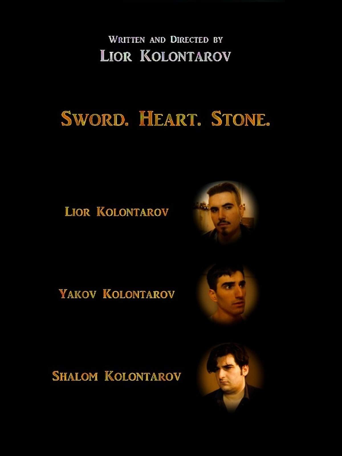 Sword Heart Stone on Amazon Prime Instant Video UK