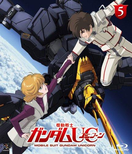 機動戦士ガンダムUC (Mobile Suit Gundam UC) 5 [Blu-ray]