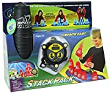 Speed Stacks Stack Pack - 12 Black Competition Cups with DVD, Precision Timer...