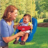 Little Tikes 2 in 1 Snug N Secure Swing Kids, Infant, Child, Baby Products