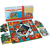 Christmas Game ~ Cooperative Board Gameby Jim Deacove