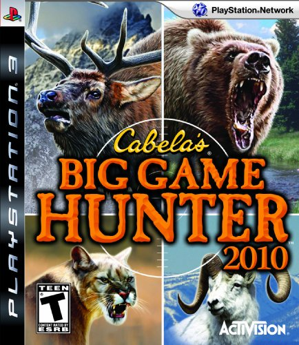 Cabela's Big Game Hunter '10