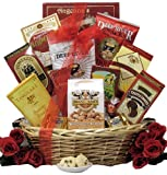 Great Arrivals Gourmet Snack Gift Basket, Snack Attack Small Perfect for 1-2
