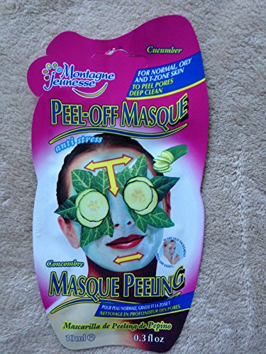 montagne-jeunesse-cucumber-purifying-peel-off-masque-pack-of-6