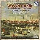 Telemann : Wassermusik ; 3 Concertos