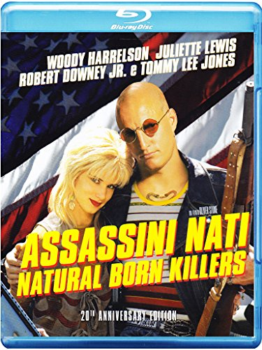 Assassini nati - Natural born killer (20' anniversario) [Blu-ray] [IT Import]