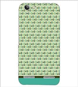 PrintDhaba Owl Pattern D-1647 Back Case Cover for LENOVO VIBE K5 PLUS (Multi-Coloured)