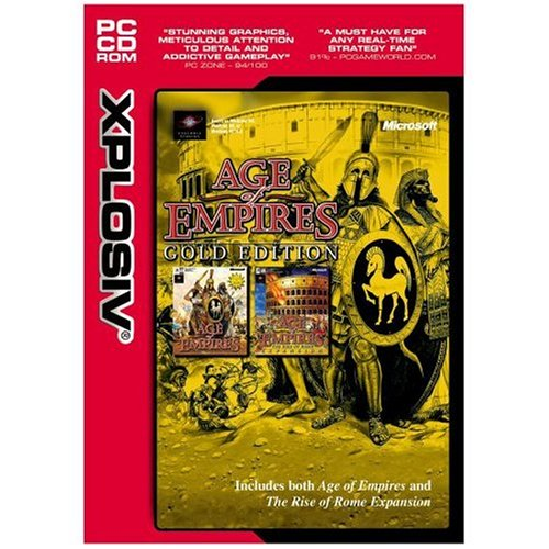 Age of Empire - Gold Edition [UK Import]