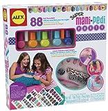 ALEX® Toys - Spa Fun, Tattoos & More Super Mani Pedi Party 126X