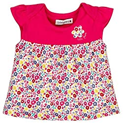 Infant Girls Blouse With All Over Floral Print - Multi Colour (6-12 Months)
